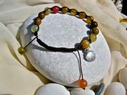 Camino shamballa bracelet
