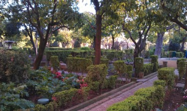 Gardens with symbolic meaning