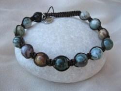 Agate_Shambala_courage_bracelet