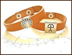 Indalo and Camino bracelets in our shop online