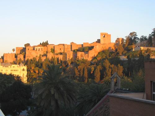Alhambra_sunset