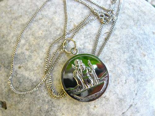 St_Christopher_necklace