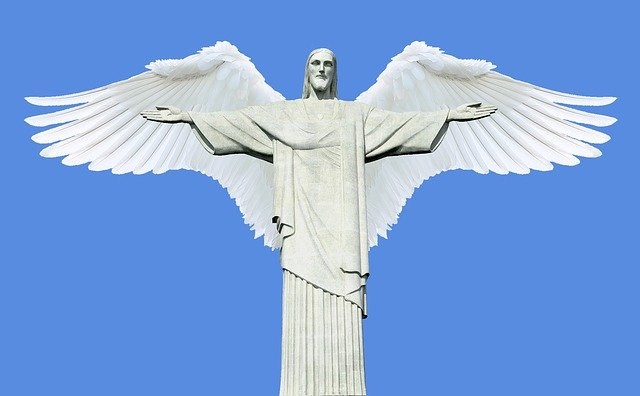 Christ the Redeemer - keep me safe