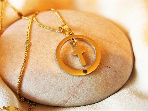 Keep safe necklace