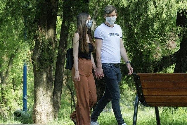 Stay Safe masks