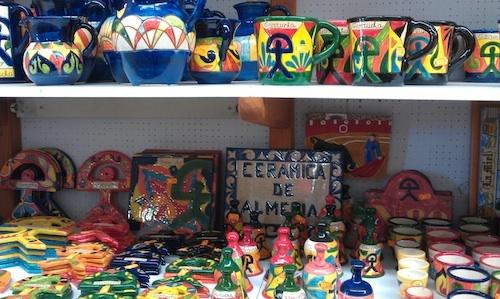 Spanish ceramics in Almeria