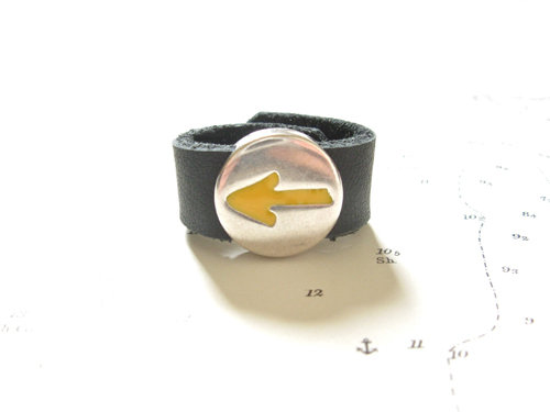 Camino symbols ring