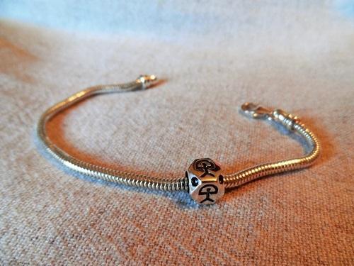 Indalo bead bracelet
