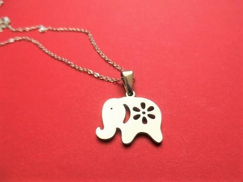 Steel lucky elephant