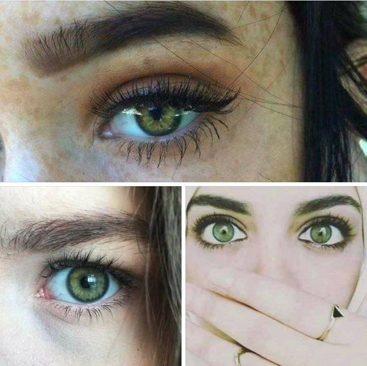 صور عيون خضر العيون الخضراء اجمل عيون بالصور صباح الورد