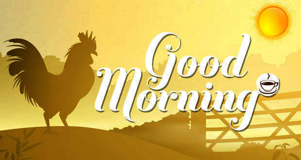 Good Morning Happy Messages For Friends