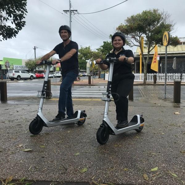 e-scooters hervey bay - good news fraser coast