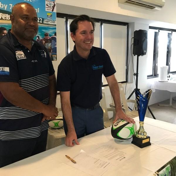 Island Breeze Rugby Plus - good news fraser coast