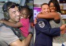 Air Force vet saves girl from Hurricane Katrina. 10 years later, she asks him to the ROTC ball