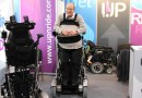The vertical wheelchair that could change the lives of thousands