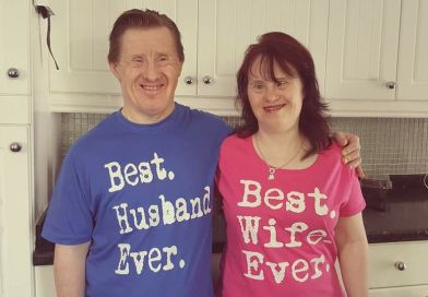 Couple with Down Syndrome Celebrate 22 Years of Happy Marriage