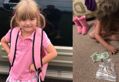 5-Y.o. Empties Piggy Bank to Buy Milk For Classmate – and Raises Money to Buy Hundreds More