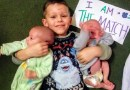 'I'll Do It!': 4-Year-Old 'Superhero' Donates Bone Marrow To Twin Baby Brothers
