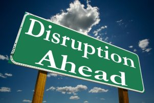 legal disruption
