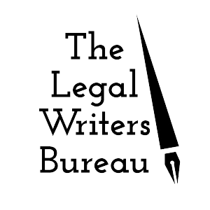 The Legal Writers Bureau