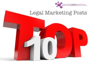 Top 10 Legal Marketing Posts of 2017