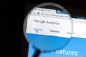 setting goals in google analytics