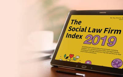 DLA Piper Takes First Place in The 2019 Social Law Firm Index