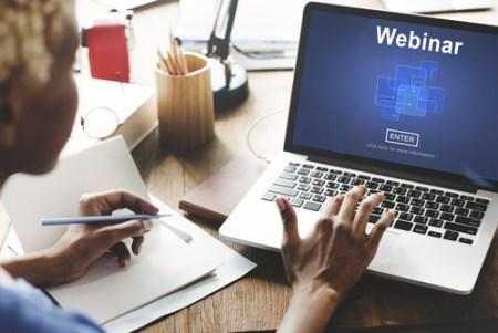 law firm webinar
