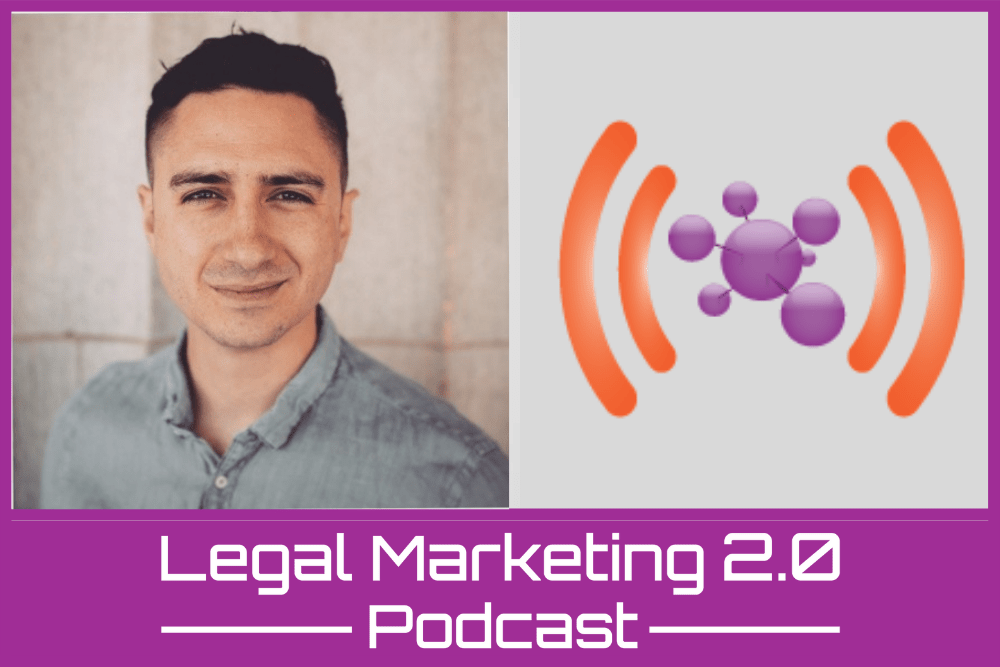Podcast Ep. 139: Intent Data: How it Benefits Law Firm Marketing