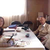 河内キリシタンの聖地~河内キリシタン研究の第一人者神田宏大牧師にお話を聞きました