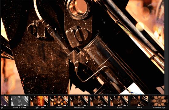 Pixelmator effects