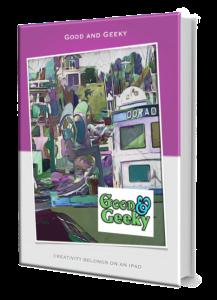 Book visual - iPad Art Magnet