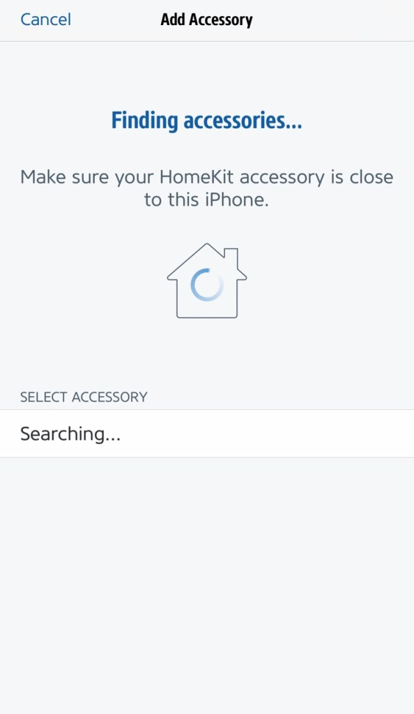 Install Home Kit Accessories
