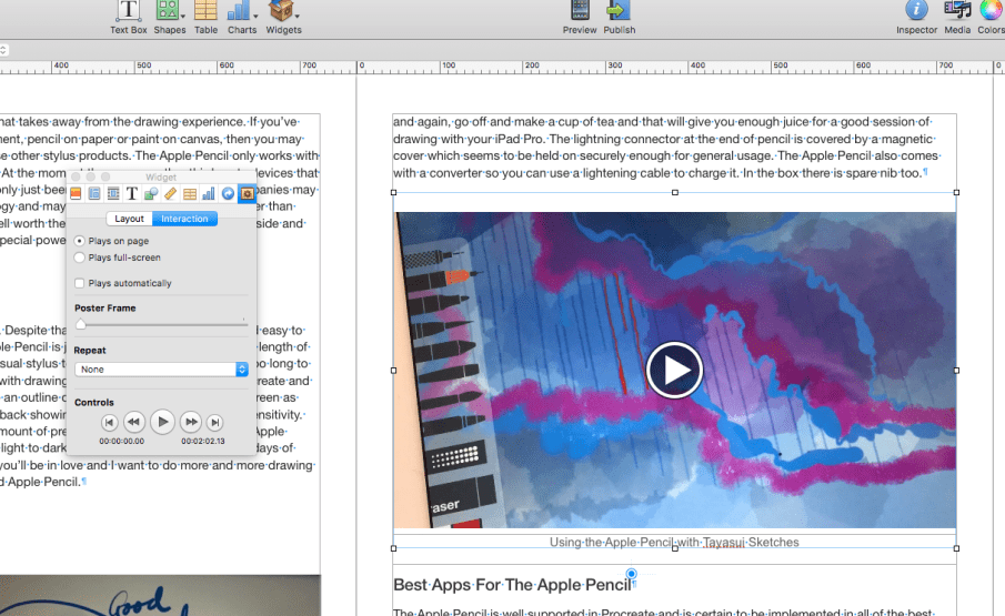A Day with Scrivener and iBooks Author - Good and Geeky Books