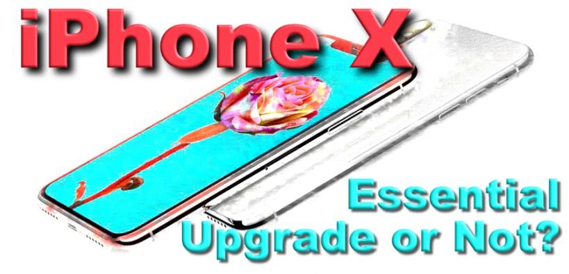 iphone X Title