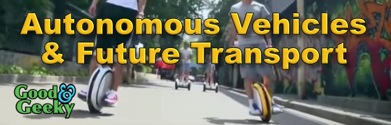 Autonomous Vehicles Future