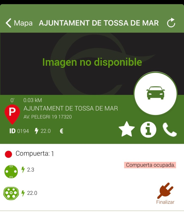 Tossa de Mar App