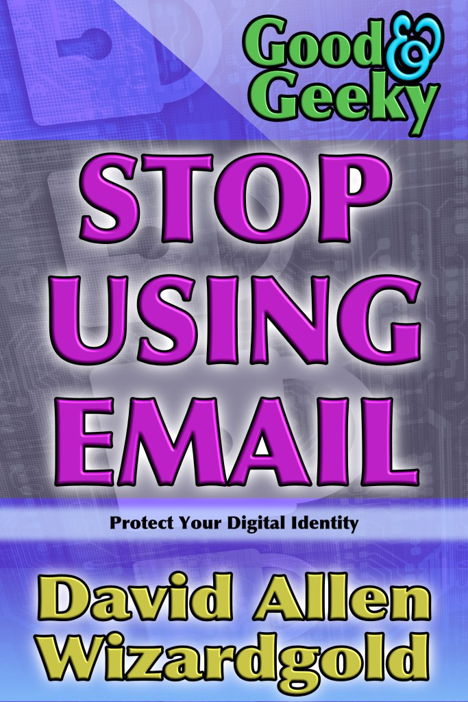 Stop Using EMail