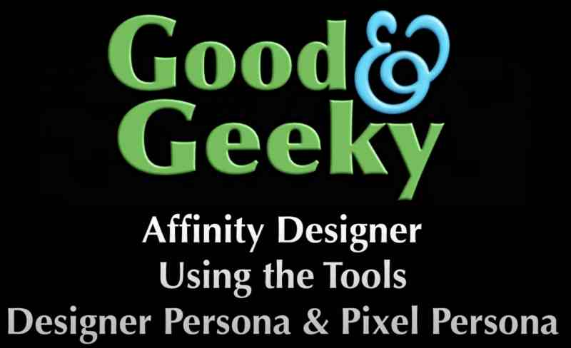 Affinity Designer Tools