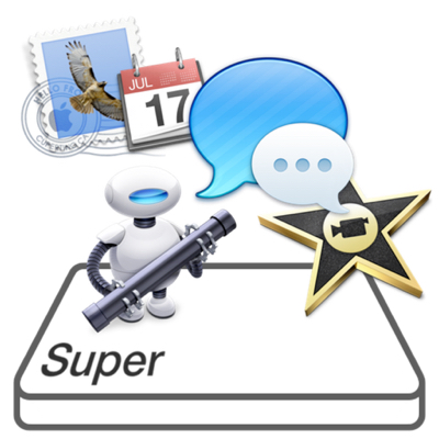 Customising Your Mac Using SuperTab