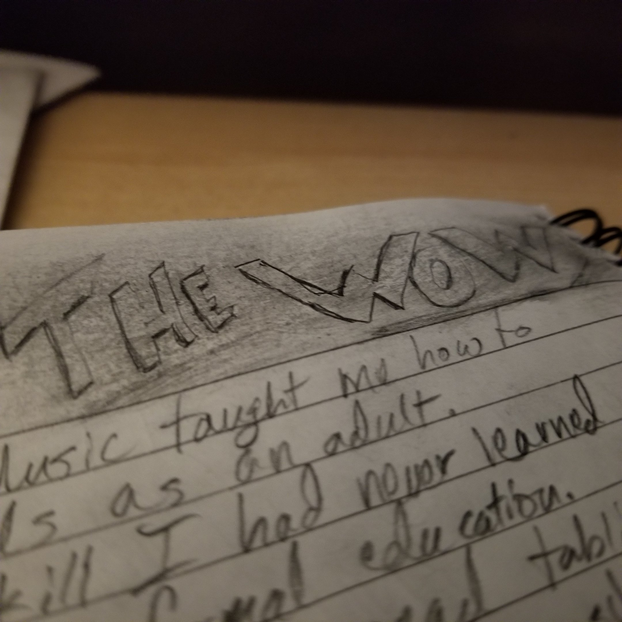 """The WOW! – The """"Music Workout"""""""