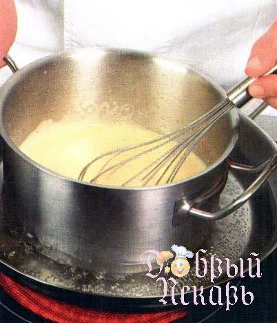 Торт пани валевска приготовление 4