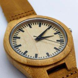havik bamboo houten horloge