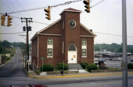 First Baptist Church in Farmville, VA