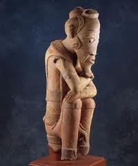 Nok Terracotta Figure