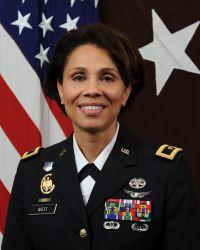 General Nadja West