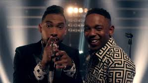Miguel and Kendrick Lamar