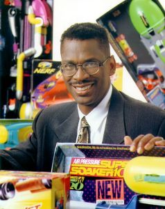 Super Soaker Creator Lonnie Johnson