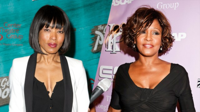 Angela Bassett, Whitney Houston