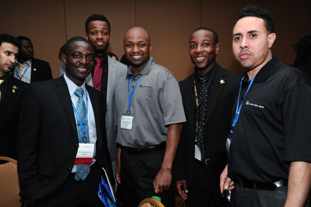 NSBE Convention Attendees (Photo Courtesy Christina Sykes)